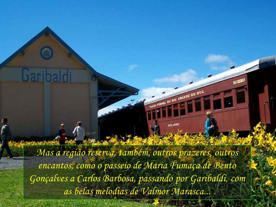 Uma pequena cidade, um pequeno paraíso, formando uma só família, para comemorar e externar a paz aos seus visitantes...