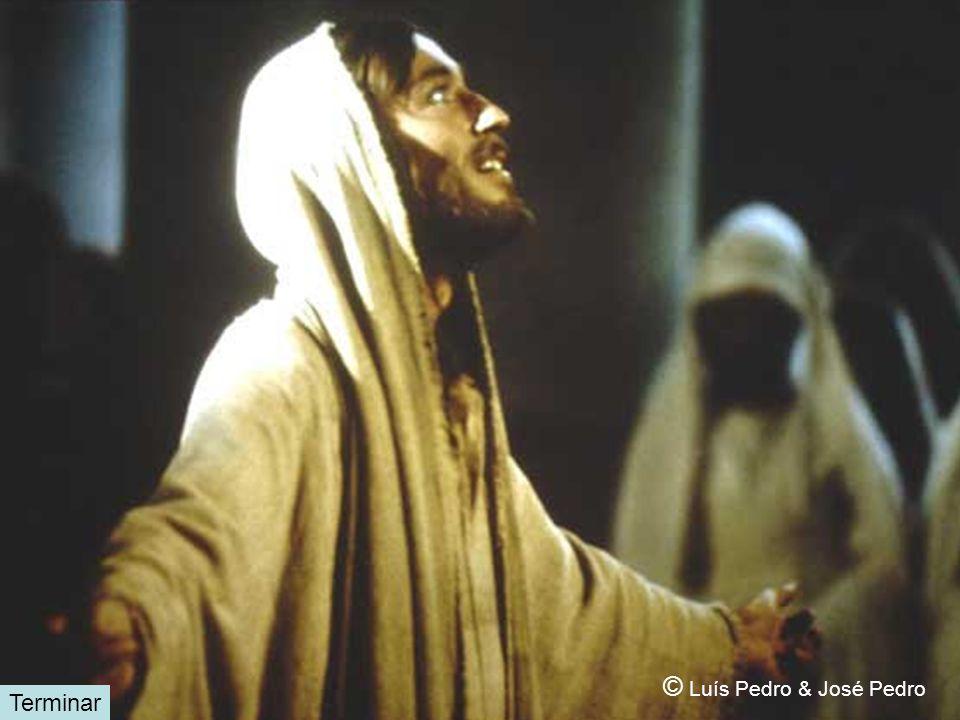 Por fim… …somos enviados para mais uma semana da nossa vida, procurando viver como verdadeiros cristãos. Ide em paz e o Senhor vos acompanhe. Graças a