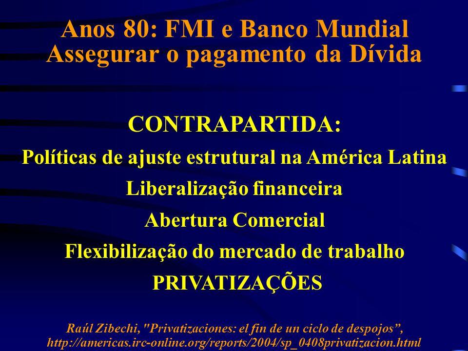 Resultado de imagem para cartilha neoliberal fmi para latinos