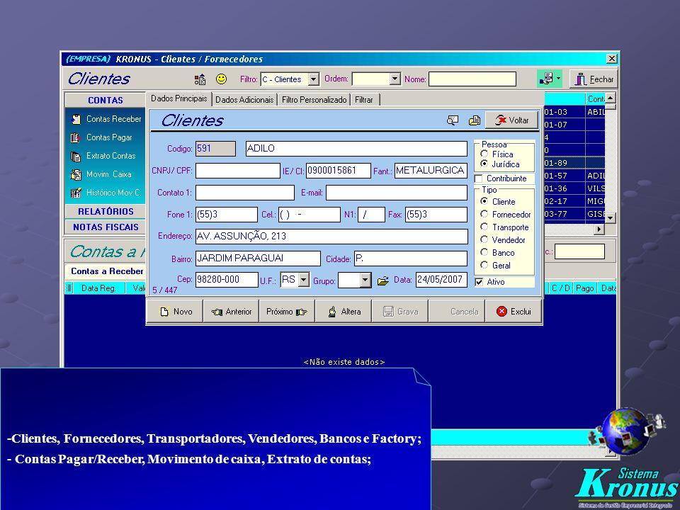 - Módulo de Criação da Nf-e; - Converte TXT em XML; -Alteração Automática das Fases das Notas, mostrando ao usuário as notas abertas, em análise e Aprovadas.