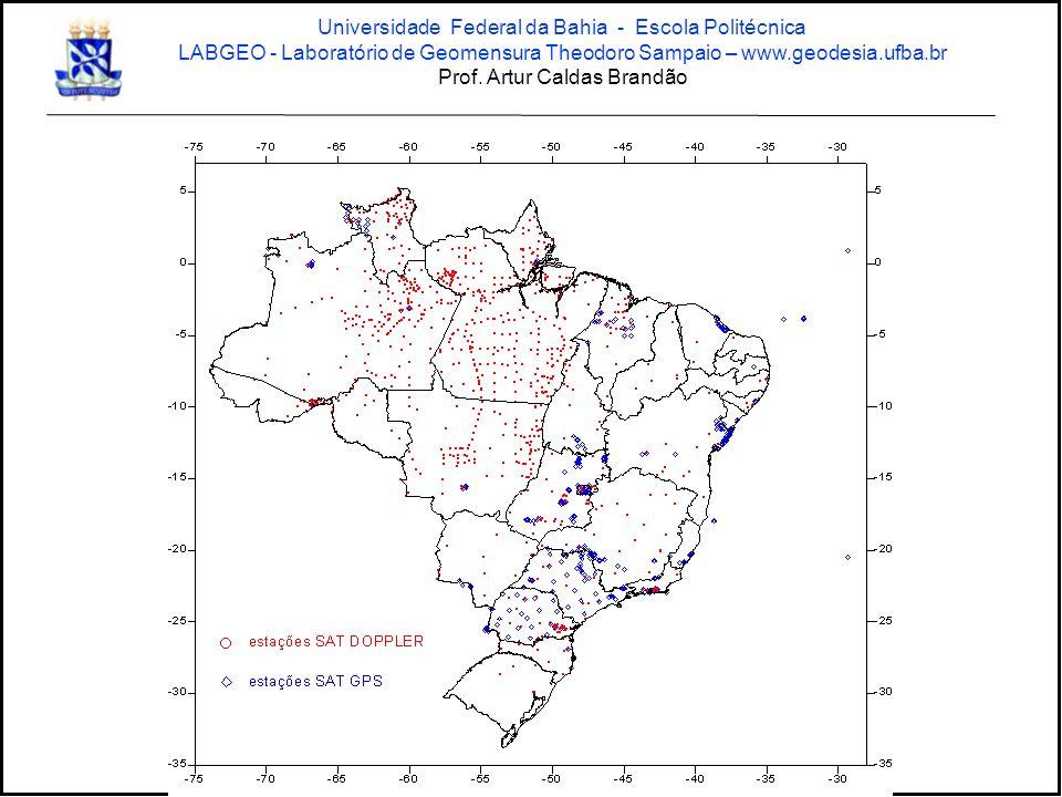 GPS APLICADO AO GERENCIAMENTO DE IMÓVEIS RURAIS Prof.
