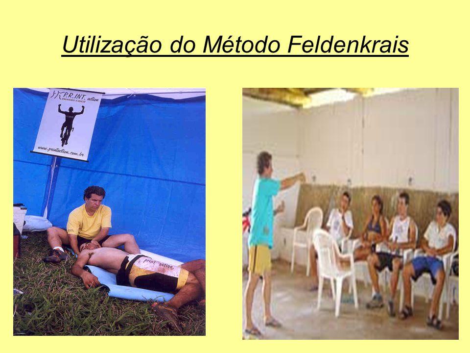 Utilização do Método Feldenkrais