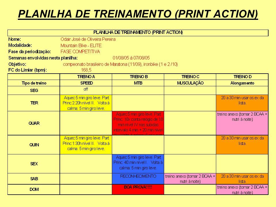 PLANILHA DE TREINAMENTO (PRINT ACTION)