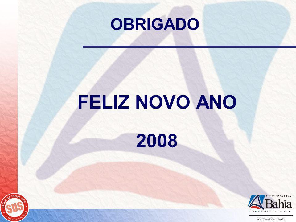 OBRIGADO FELIZ NOVO ANO 2008