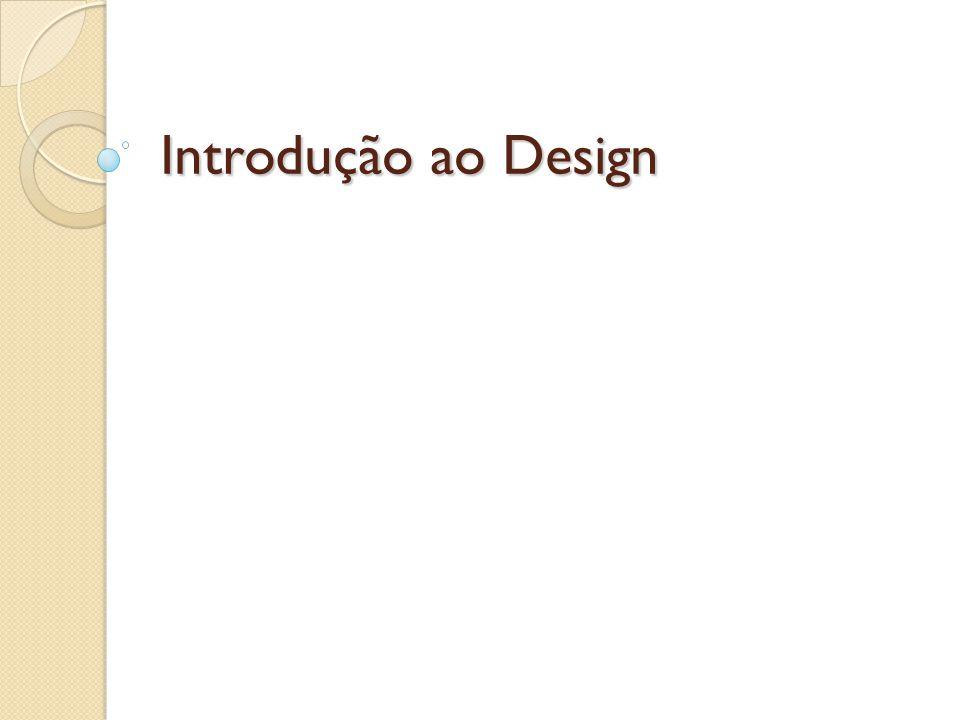 Introdução ao Design