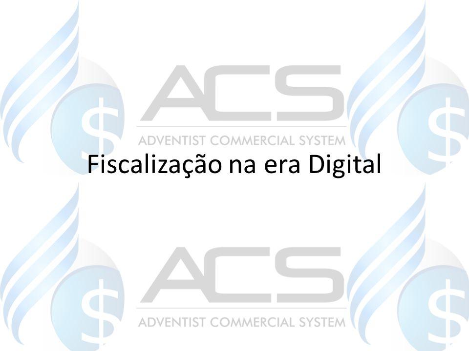 Fiscalização na era Digital