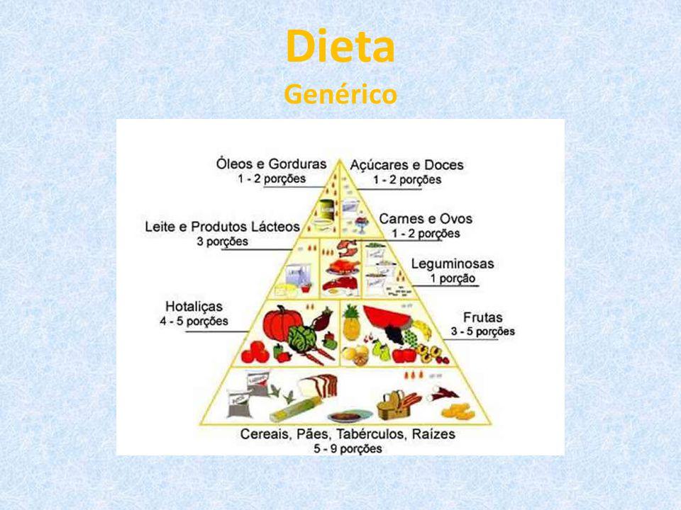 Dieta Genérico