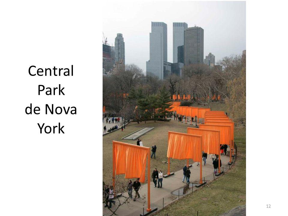 Central Park de Nova York 12