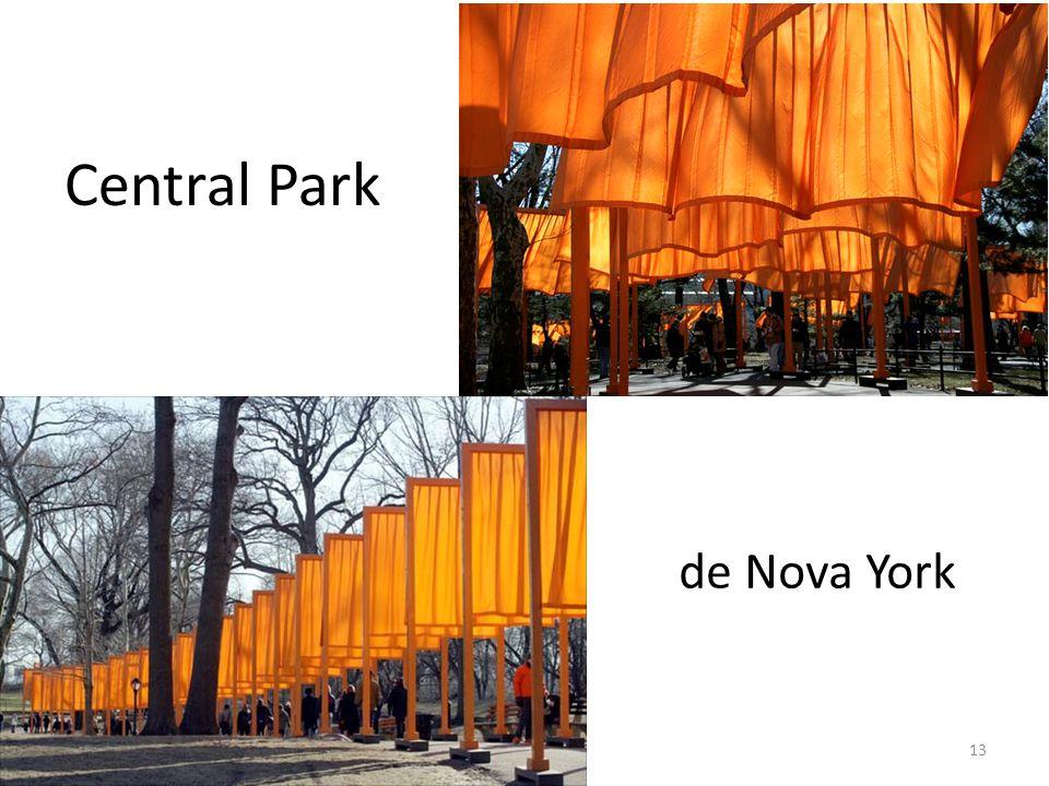 Central Park de Nova York 13