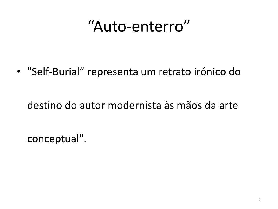 """""""Auto-enterro"""""""