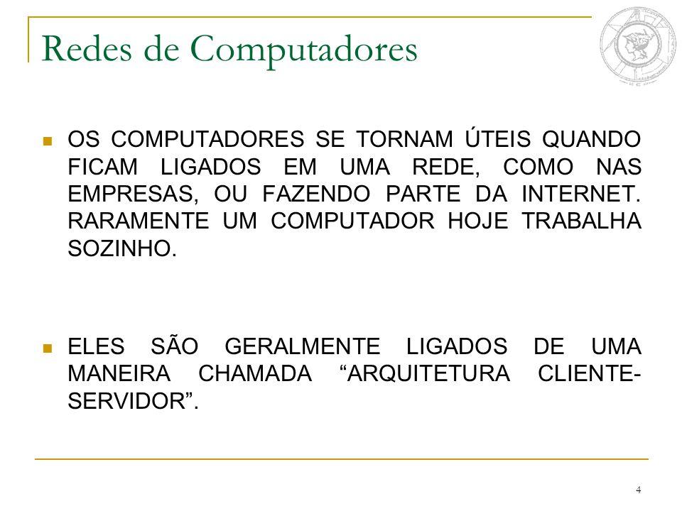 5 SERVIDOR UNIX OU LINUX CLIENTE (DESKTOP IBM PC) LINUX OU WINDOWS FILIAL DE NEW YORK CLIENTE (DESKTOP IBM PC) LINUX OU WINDOWS GERÊNCIA DE CONTABILIDADE CLIENTE (DESKTOP IBM PC) LINUX OU WINDOWS INTERNAUTA EM TOKIO CLIENTE (DESKTOP IBM PC) LINUX OU WINDOWS FÁBRICA ARQUITETURA CLIENTE-SERVIDOR (SEM PROTEÇÃO CONTRA ATAQUES)