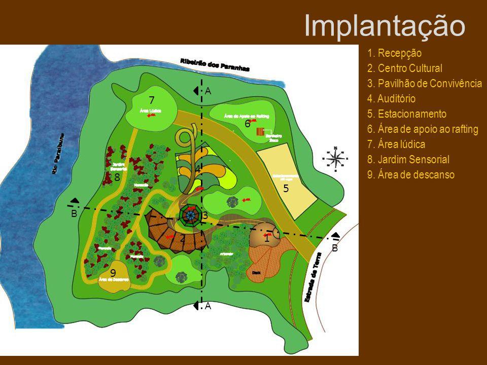 Recepção MADEIRA, CALFITICE, VIDRO PLANTA BAIXA s/escala PLANTA COBERTURA s/escala