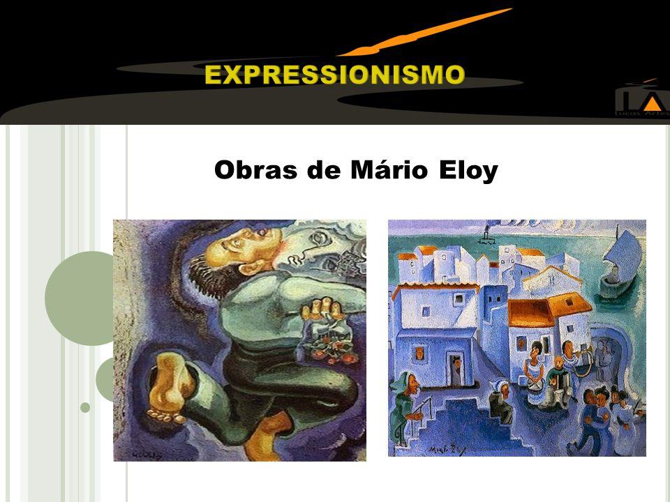 Obras de Mário Eloy