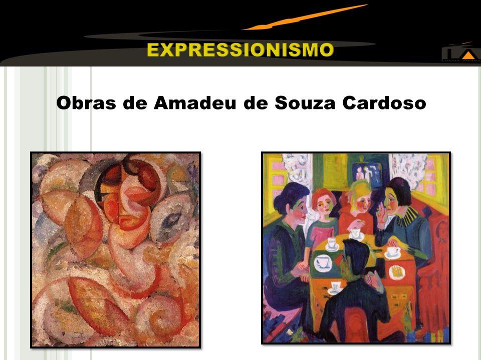 Obras de Amadeu de Souza Cardoso