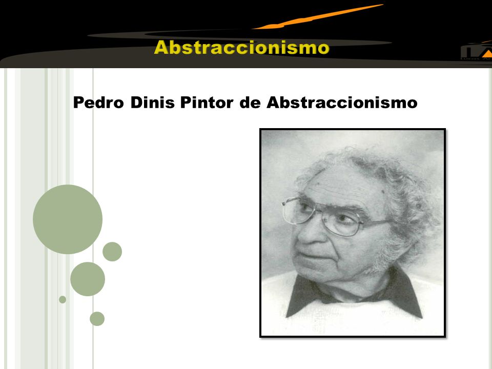 Pedro Dinis Pintor de Abstraccionismo