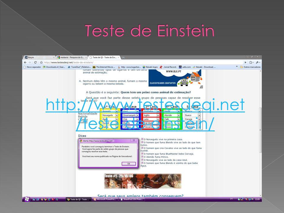 http://www.testesdeqi.net /teste-de-einstein/