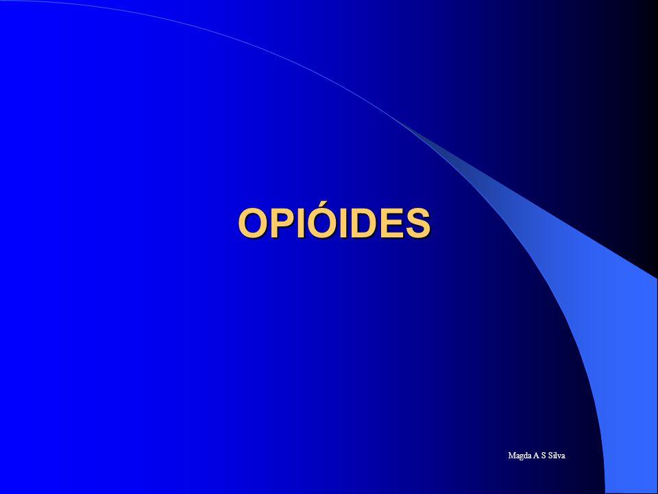 OPIÓIDES 1- A partir de 1970: o nosso corpo produz opióide 2- Tipos de opióides endógenos: 1- endorfinas 2- encefalinas 3- dinorfinas 3- Resposta a placebos