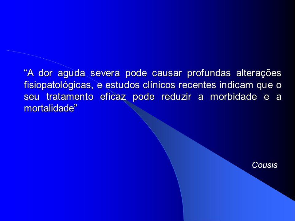 Magda A S Silva 1- SISTEMA CARDIOVASCULAR 2- SISTEMA RESPIRATÓRIO 3- SISTEMAS GENITOURINÁRIO E GASTROINTESTINAL 4- SISTEMAS NEUROENDÓCRINO E METABÓLICO 5- SISTEMA MUSCULOESQUELÉTICO 6- EFEITOS PSICOLÓGICOS 7- DOR CRÔNICA Respostas fisiológicas ao trauma e estresse relacionado à dor