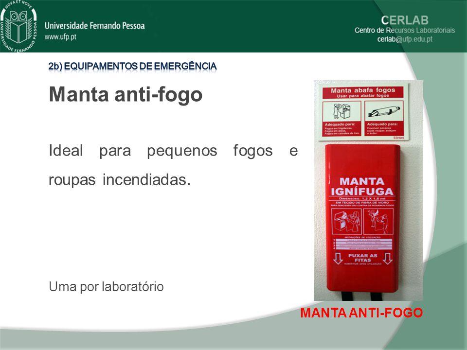 MANTA ANTI-FOGO