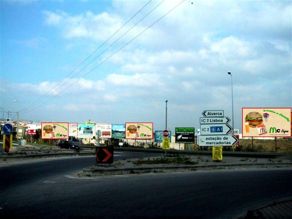 Campanha de rua que consiste em pôr insufláveis com o formato do Menu no centro de Braga e dentro deles ter informações sobre o vegetarianismo e amostras dos produtos para prova.