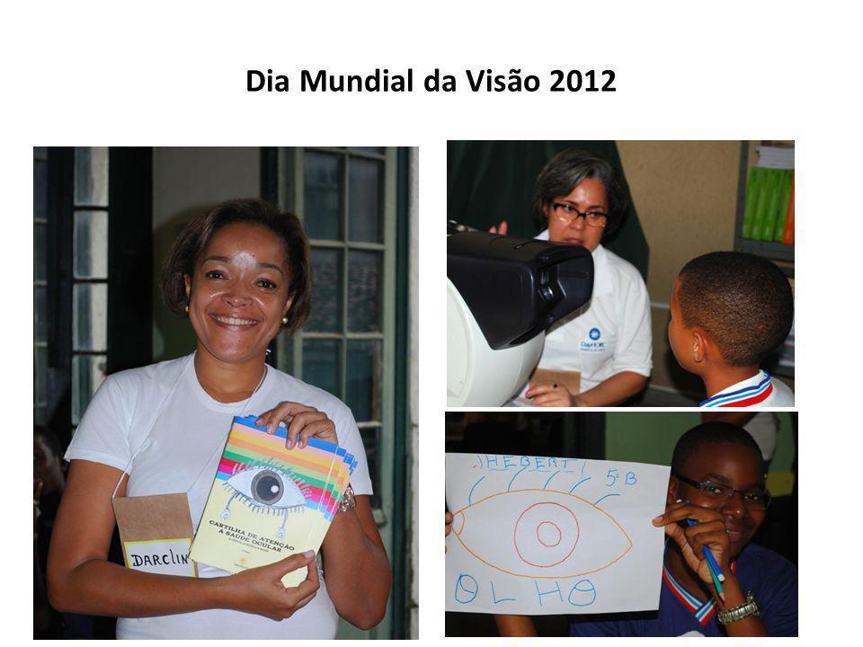 Dia Mundial da Visão 2012