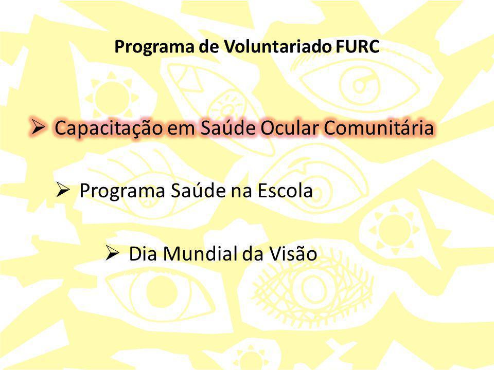 Programa de Voluntariado FURC
