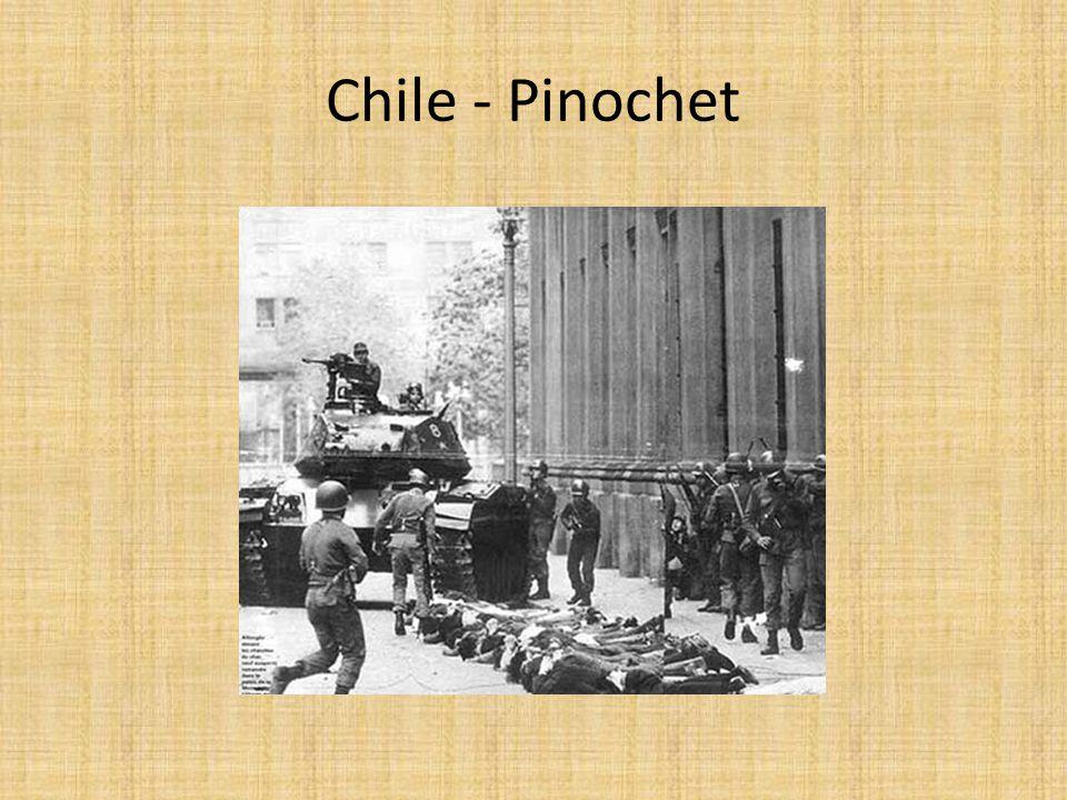 Chile - Pinochet