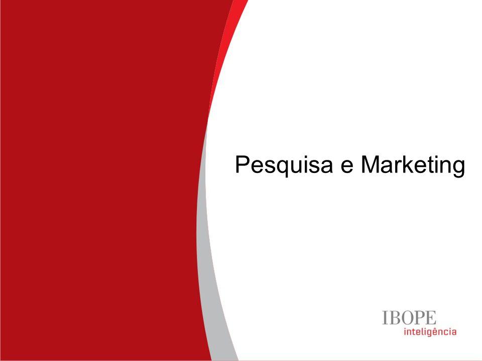 Pesquisa e Marketing