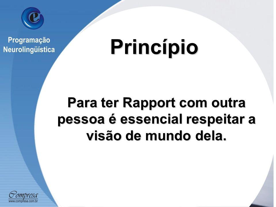 VENDA INVISÍVEL 3ª Técnica RAPPORT
