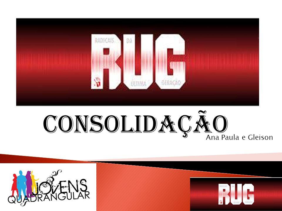 Ana Paula e Gleison CONSOLIDAÇÃO