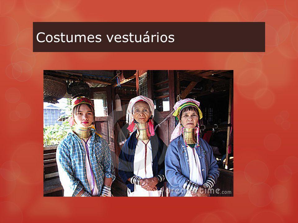 Costumes vestuários