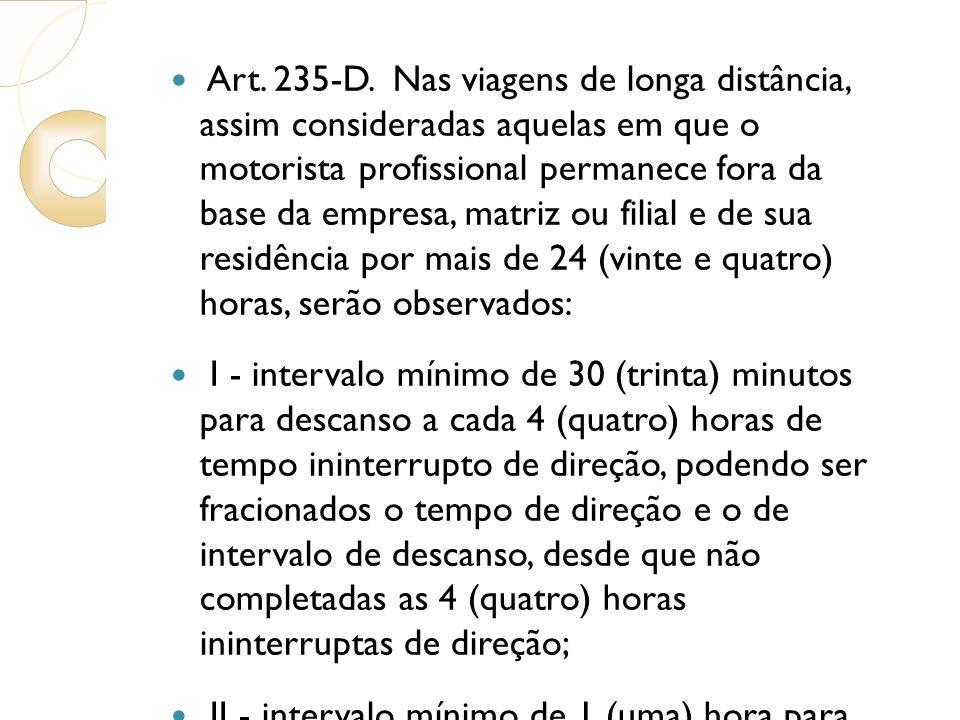Art.235-D.