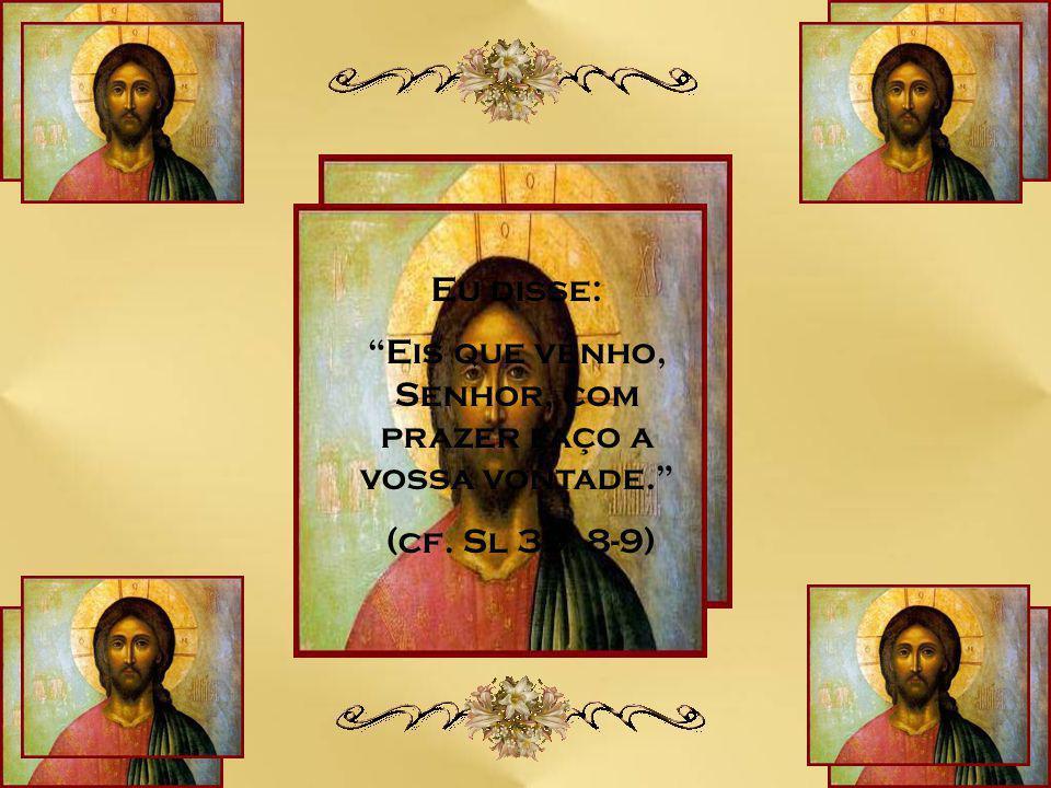 """Disse o Senhor: """"Eu te farei luz das nações, para que minha salvação chegue até os confins da terra."""" (At 13,47)"""
