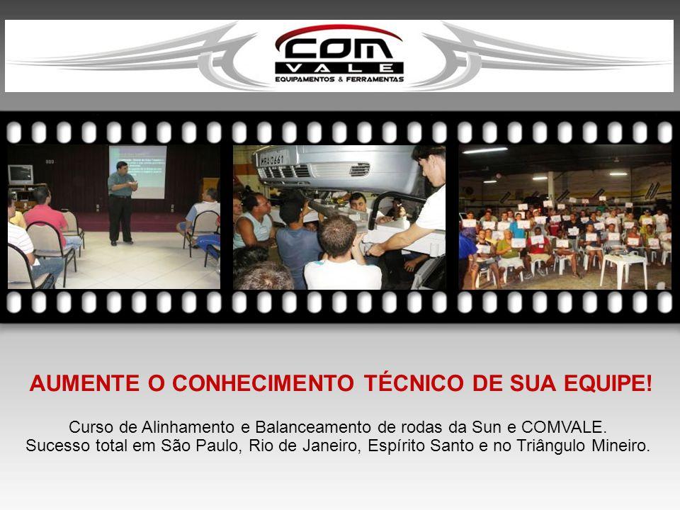 Your picture here AUMENTE O CONHECIMENTO TÉCNICO DE SUA EQUIPE.