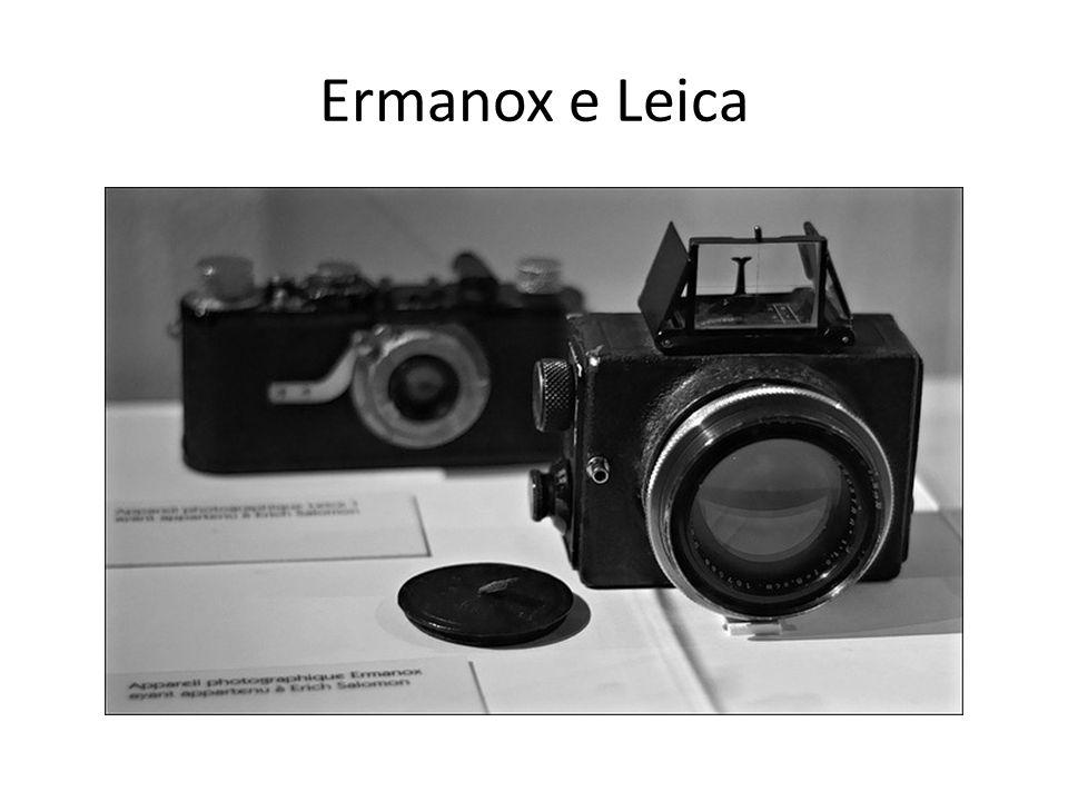 Ermanox e Leica