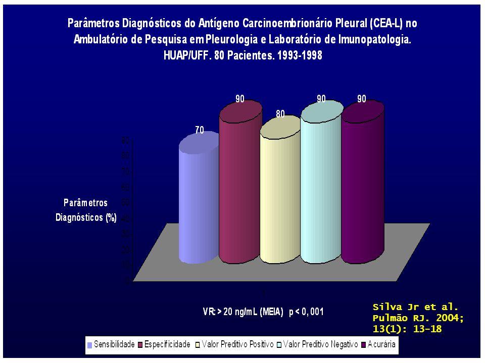 Silva Jr et al. Pulmão RJ. 2004; 13(1): 13-18