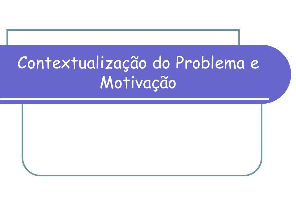Contextualização do Problema e Motivação