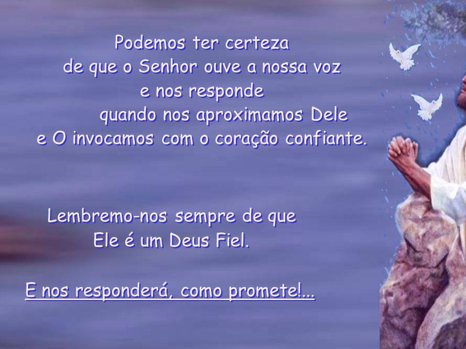 Para sustentar o profeta Jeremias nas suas aflições, o Senhor prometeu: Para sustentar o profeta Jeremias nas suas aflições, o Senhor prometeu: Essa promessa grandiosa é para nós hoje!...