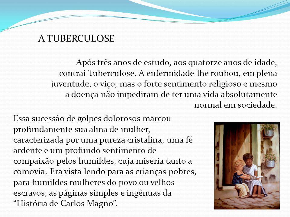 A VIDA AFETIVA Pelos idos de 1895, enamorou-se de João Leopoldo da Silva Loureiro,promotor público de Macaíba e, posteriormente, de Canguaretama (RN), por quem dedicou amor profundo.
