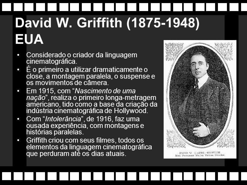1907 A produtora francesa Pathé já possuia diversos escritórios pela Europa e Asia.