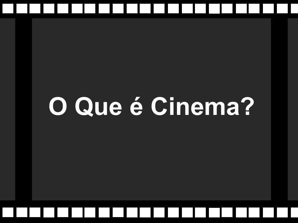 A cor no cinema foi desenvolvida pela Kodak na década de 50.