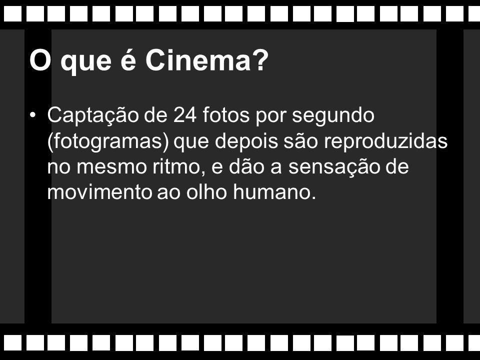 O Que é Cinema?
