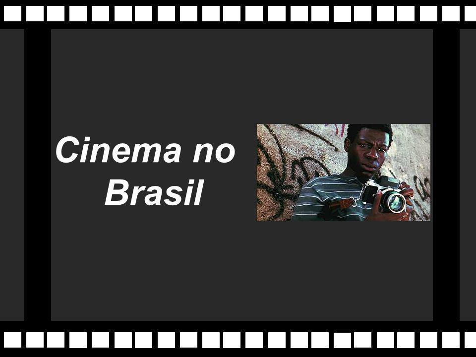 Cinema Alternativo Aparece muito nos países que procuram fugir da influência norte-americana.