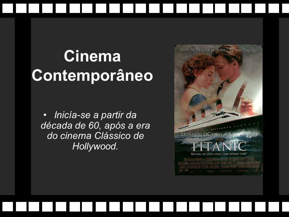 """Indústria Cinematográfica no Brasil A partir da década de 70, filmes brasileiros aderem ao """"Star-System"""", buscando diversas estrelas para impulsionar"""