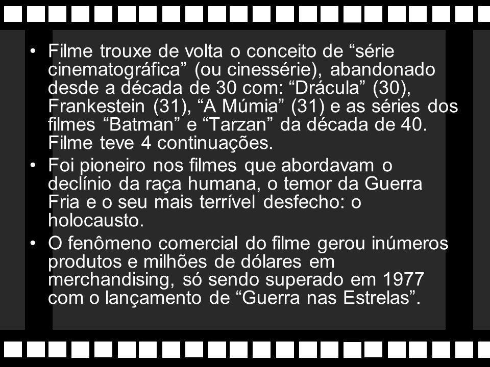 O Planeta dos Macacos Filme de Franklin J.Schaffner.