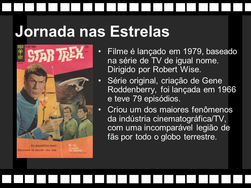 George Lucas Com o sucesso de Guerra nas Estrelas , funda a Industrial, Light and Magic , empresa voltada para criação de efeitos especiais, e pioneira na utilização de efeitos e câmeras digitais (já havia fundado a Lucas Film em 1972).