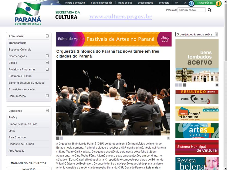 www.cultura.pr.gov.br