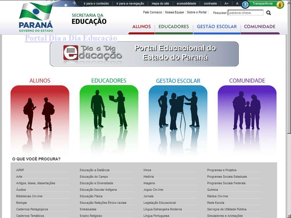 Portal Dia a Dia Educação