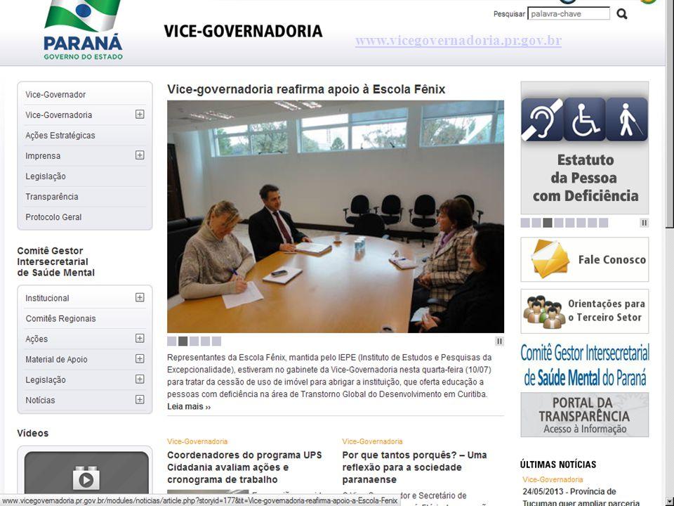www.infraestrutura.pr.gov.br