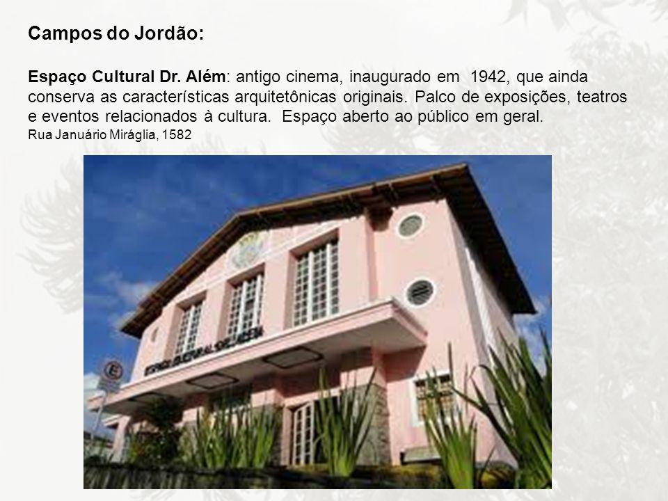 São Bento do Sapucaí: Restaurante Sabor da Serra: localizado no centro da cidade e ponto de encontro de cidadãos e turistas, conta com centro cultural para exposições no espaço do restaurante.